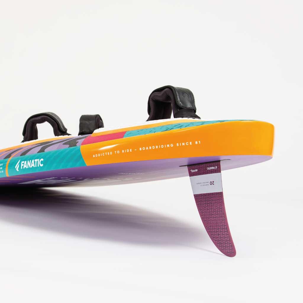 Lexique voile et kitesurf - Fin