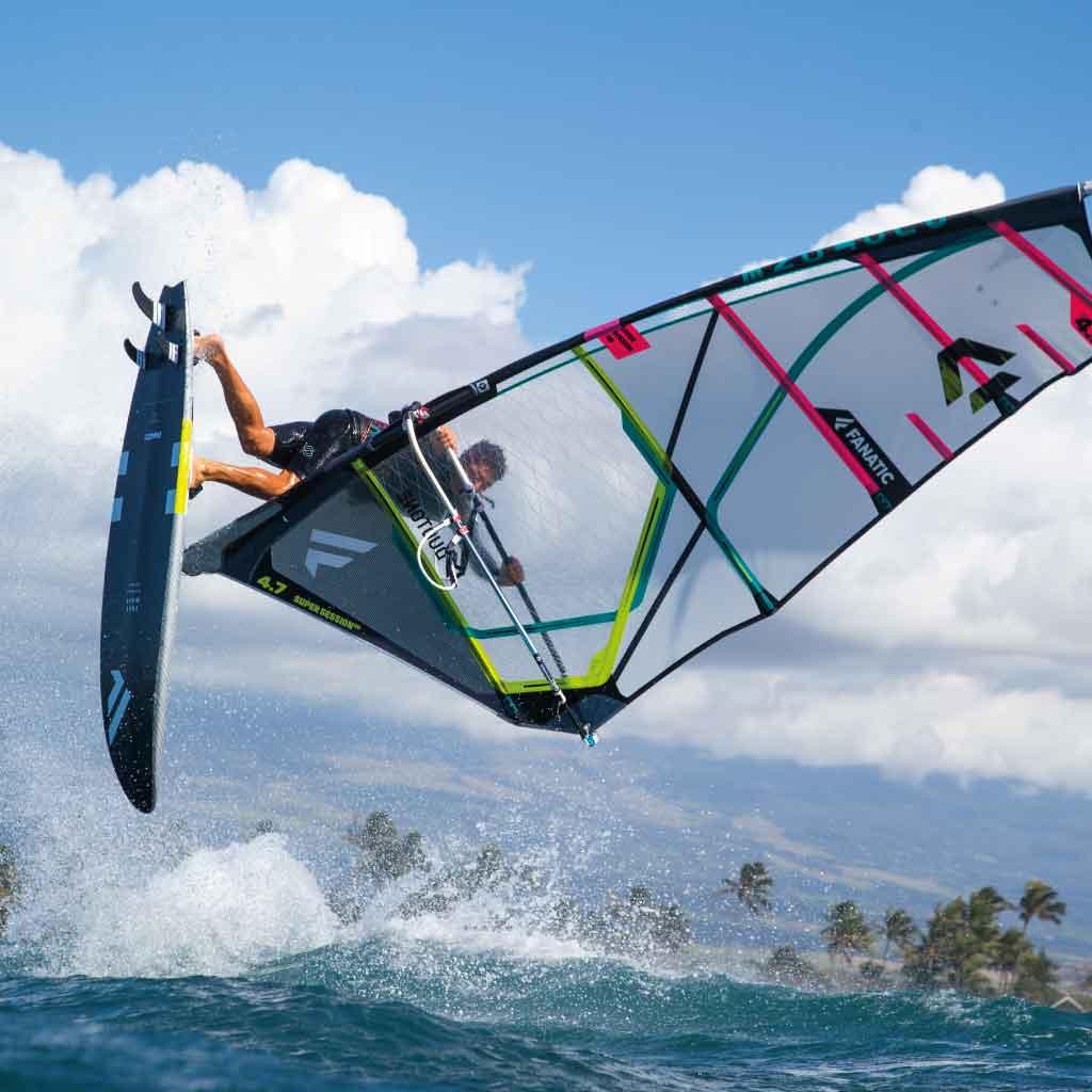 Lexique voile et kitesurf - Move